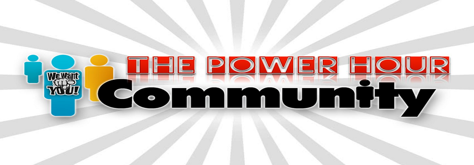 Join The Power Hour Community!