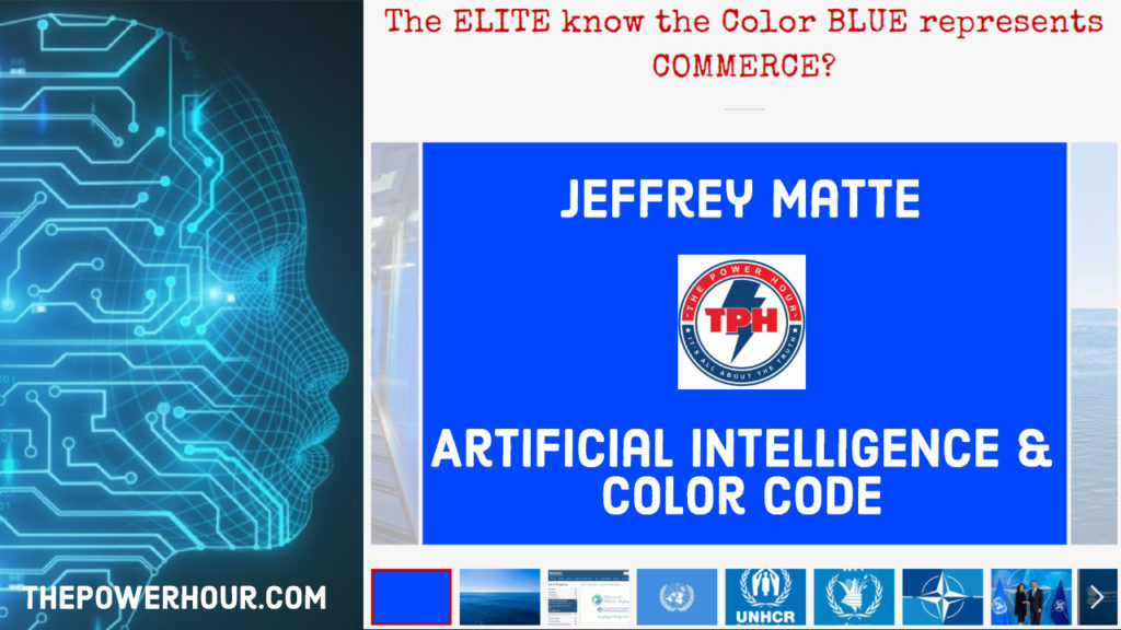 Jeffrey Matte - International Color Code Secrets Revealed