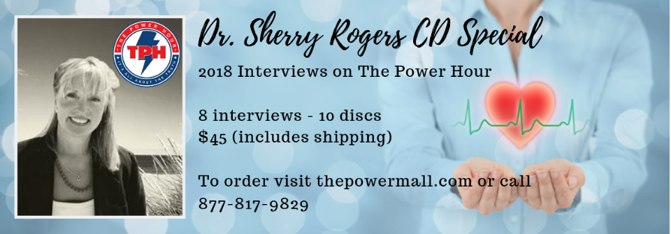 Dr. Sherry Rogers 2018 CD Special