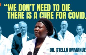 DR. STELLA IMMANUEL | THERE IS A CURE FOR COVID… HYDROXYCHLOROQUINE