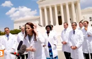AMERICA'S FRONTLINE DOCTORS SUMMIT – STOP LIVING IN FEAR